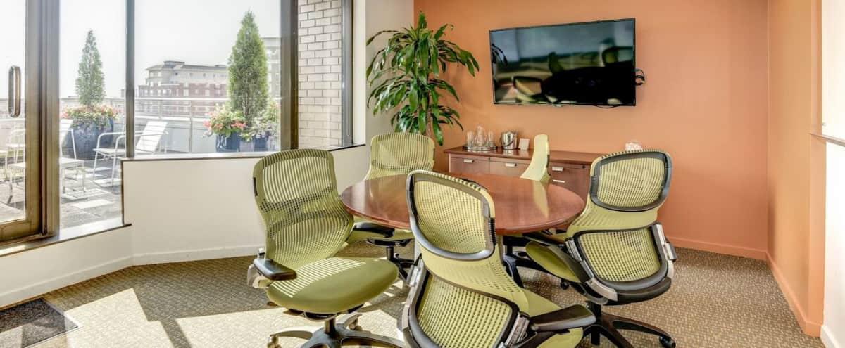 Wilson Conference Room with Patio in Arlington Hero Image in Lyon Village, Arlington, VA