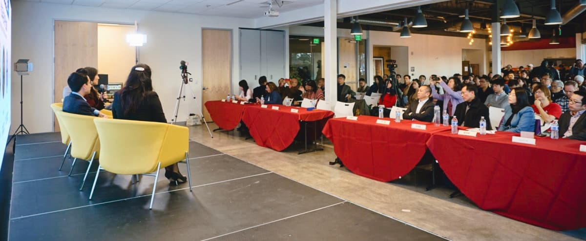 Modern Event Space in Silicon Valley in Santa Clara Hero Image in undefined, Santa Clara, CA