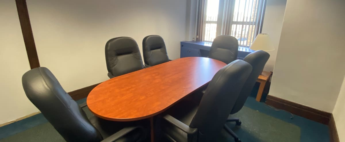 Conference Room in Springfield Hero Image in Metro Center, Springfield, MA