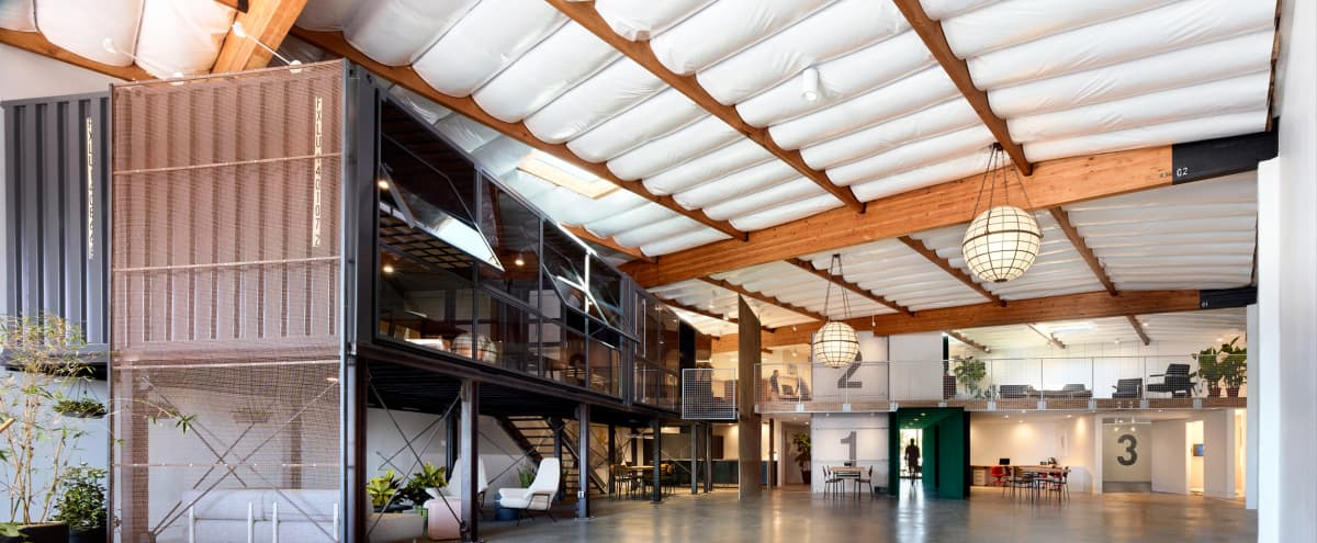 Stunning Industrial Creative Design Studio in Newbury Park Hero Image in Newbury Park, Newbury Park, CA