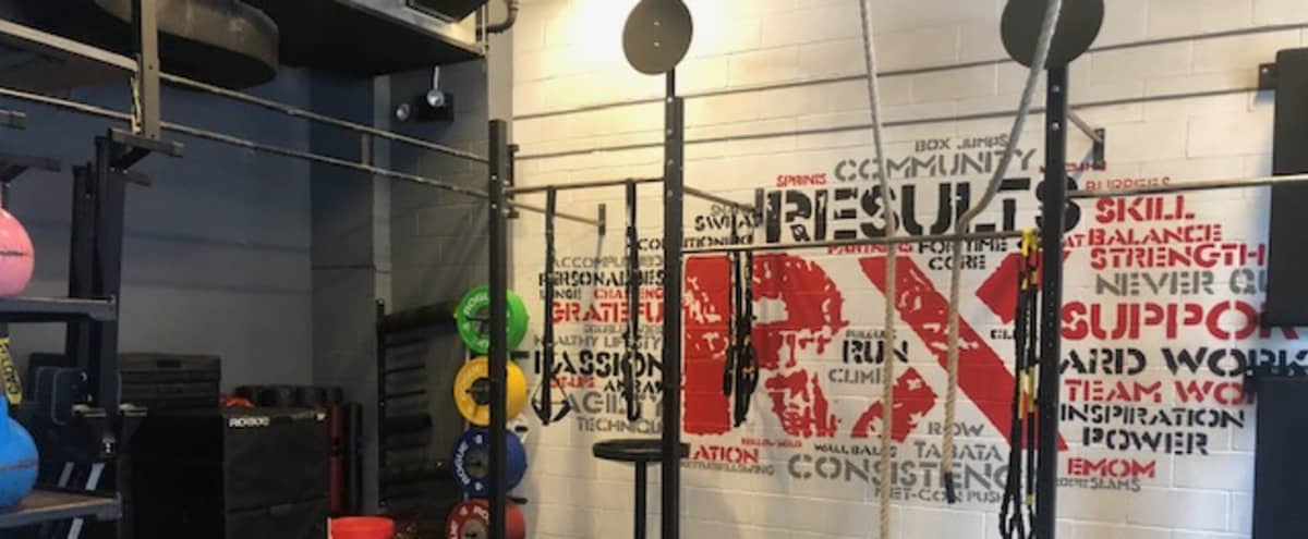 Brand New! Fully equipped personal training space. Clean & edgy. in New York Hero Image in Lincoln Square, New York, NY