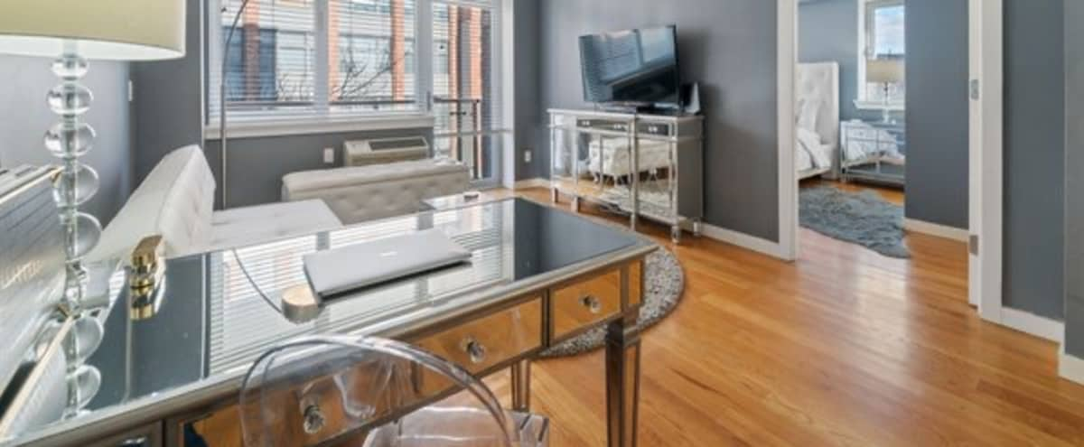 Beautiful Modern Designer Apartment with Natural Light in NEW YORK Hero Image in East Harlem, NEW YORK, NY