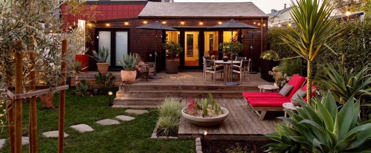 Team Offsite & Executive Retreat: Potrero Hill Garden Pavilion in San Francisco Hero Image in Potrero Hill, San Francisco, CA