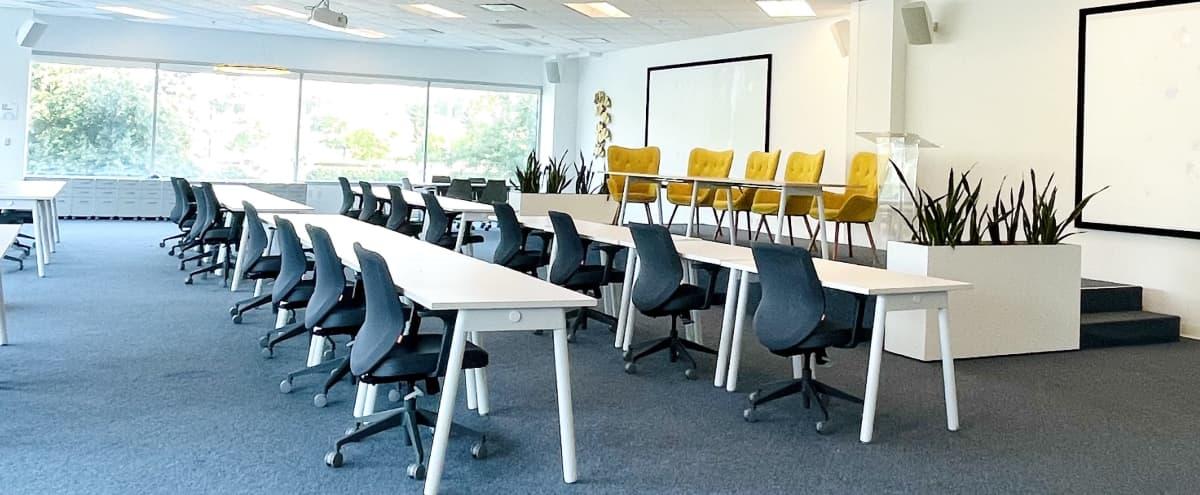Bright Conference and Training Room in Santa Clara Hero Image in undefined, Santa Clara, CA