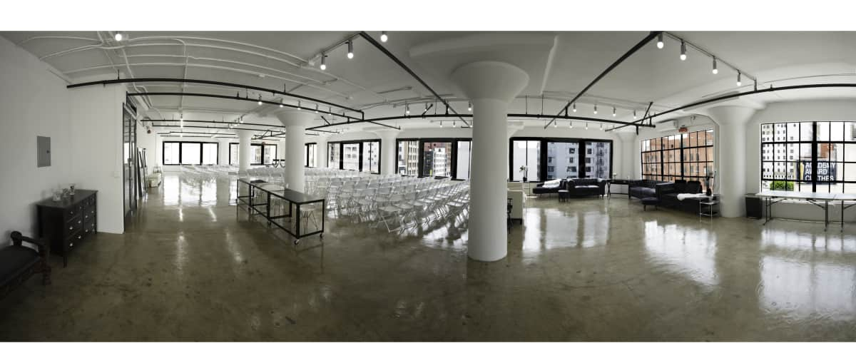 DTLA Polished and Elegant 4000 Sq Ft Studio with AC / Meetings, Workshops, Seminars, Classrooms, etc. in los angeles Hero Image in Central LA, los angeles, CA