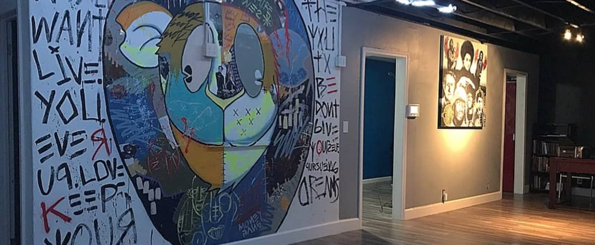 Spacious Production and Creative Studio in Bell Gardens Hero Image in undefined, Bell Gardens, CA