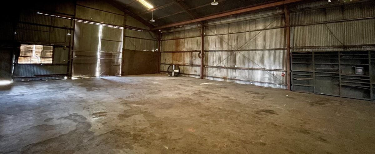 Rusted Metal Warehouse Studio in Compton Hero Image in undefined, Compton, CA