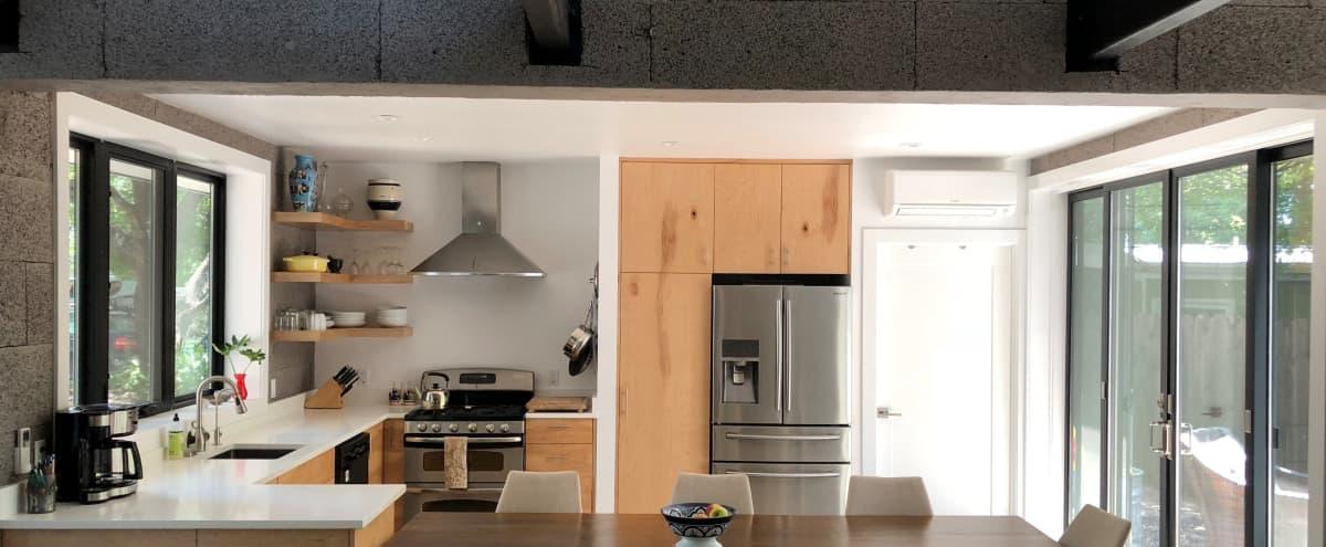 Modern Retreat House with Loft - Zilker Neighborhood in Austin Hero Image in Zilker, Austin, TX