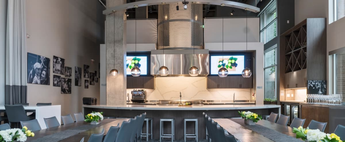 Elegant Venue with State-Of-The-Art AV, In-House Catering & Team Building Events in Mercer Island Hero Image in undefined, Mercer Island, WA