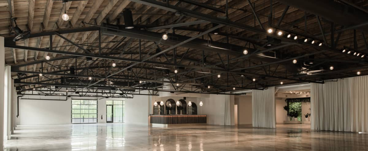 Stunning 8,000 Sq Ft Warehouse Style Venue Great for Large Productions in Nashville Hero Image in Chestnut Hill, Nashville, TN