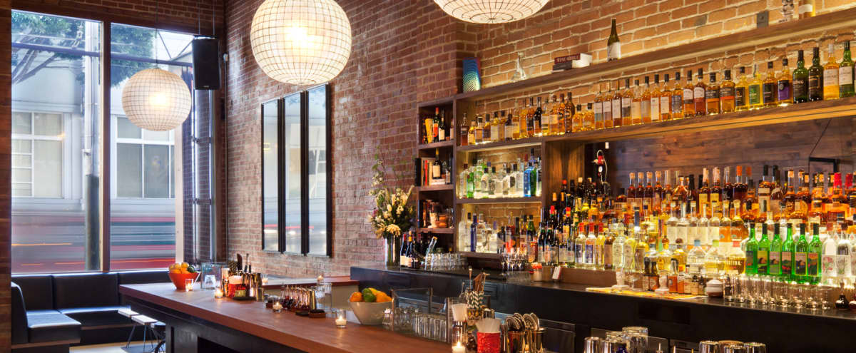 Intimate Bar with Loft Lounge in SOMA in San Francisco Hero Image in South of Market, San Francisco, CA