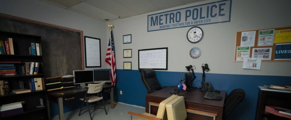 Police Station Room in Sunrise Hero Image in undefined, Sunrise, FL