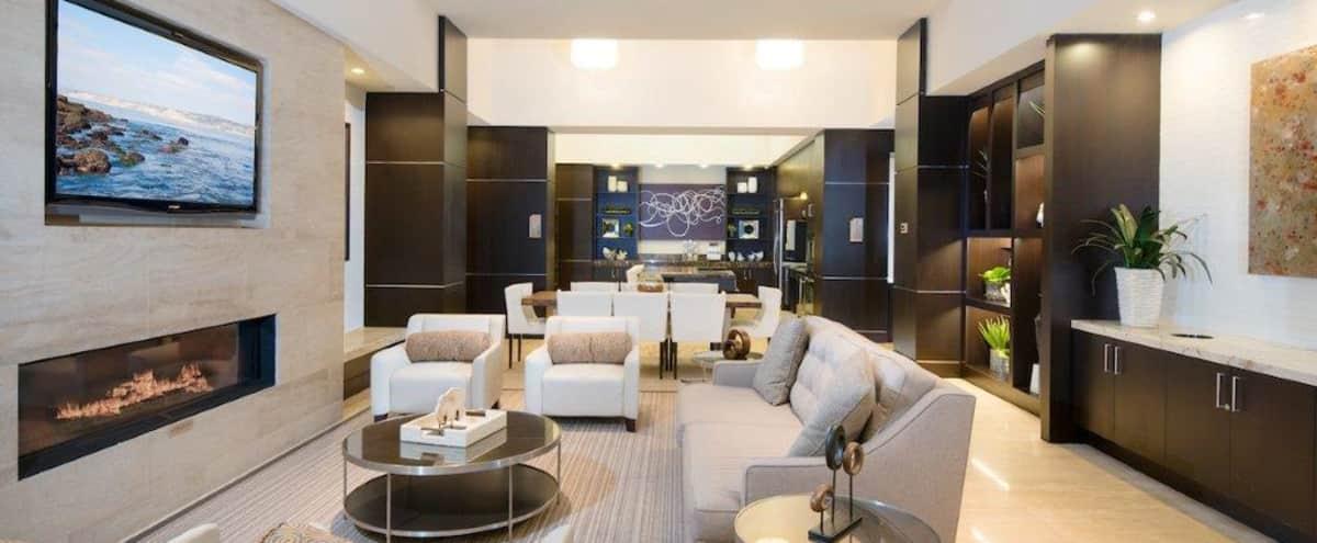 Beautiful Club Room Event Lounge in the East Village in San Deigo Hero Image in Downtown, San Deigo, CA