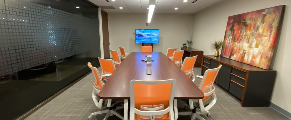 Large Conference Room in Naperville in Naperville Hero Image in Naperville Park District, Naperville, IL