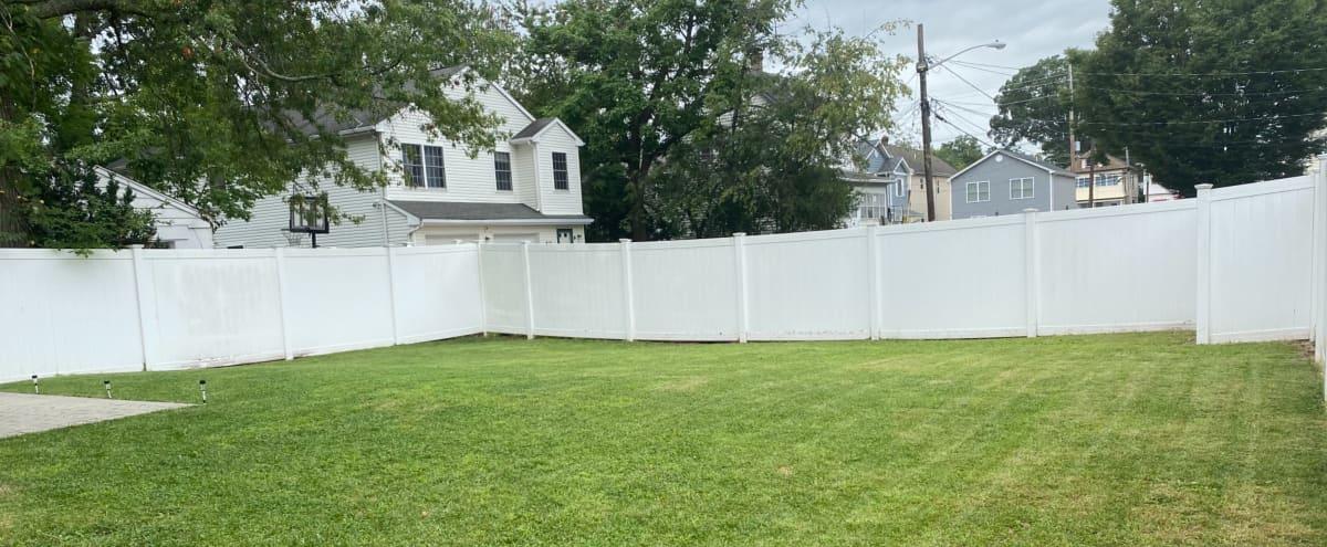 Open Grassy Backyard Space in Roselle Hero Image in undefined, Roselle, NJ