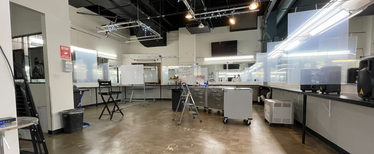 Massive Makeup Suite and Learning Facility in LA in Los Angeles Hero Image in Central LA, Los Angeles, CA