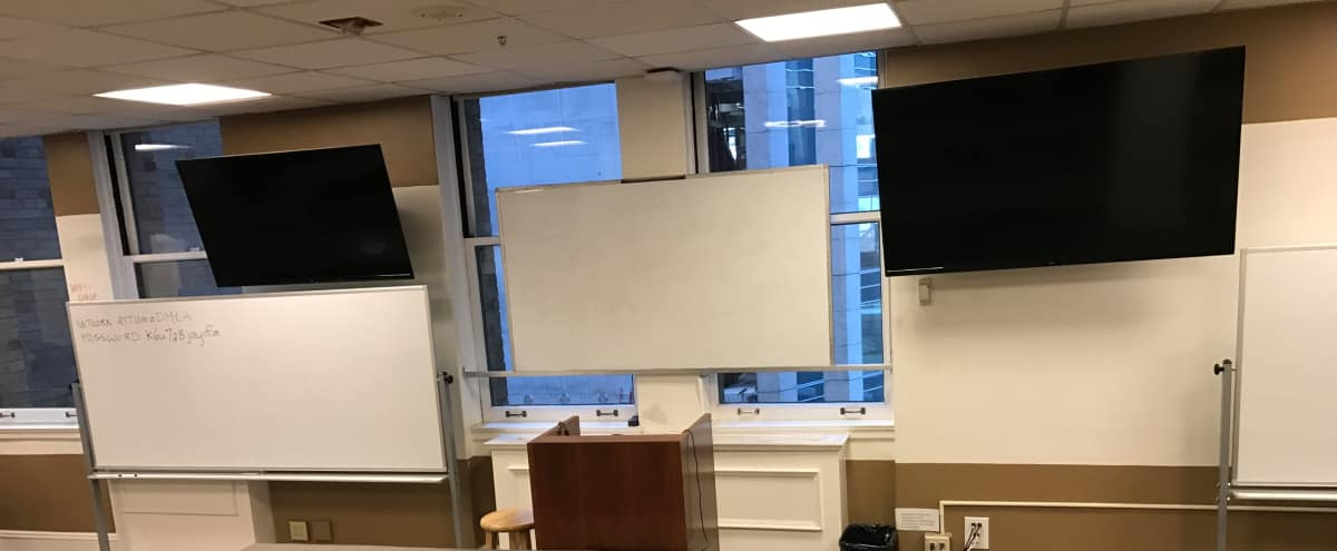 FiDi Classroom in the historic Russ Building in San Francisco Hero Image in Financial District, San Francisco, CA