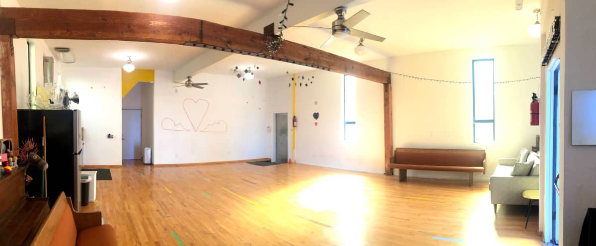 NewNow creative space for live-streaming events, experiences, classes, meetings, and more. in Oakland Hero Image in Ralph Bunche, Oakland, CA