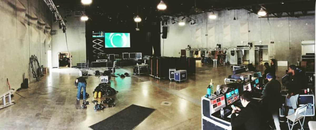 Industrial Auditorium Space close to Downtown in Austin Hero Image in St. John/Coronado Hills, Austin, TX