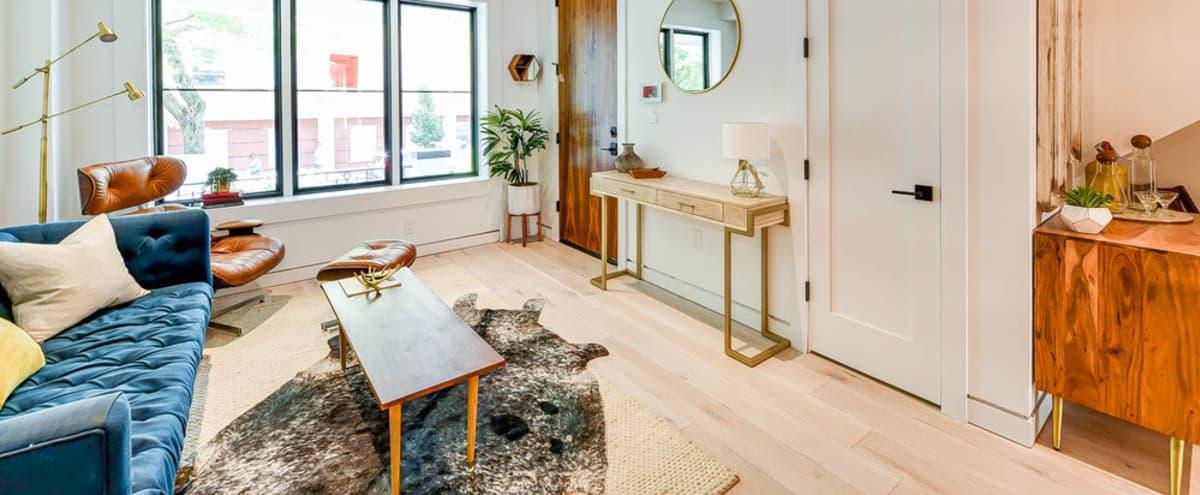 Spacious and Modern Cosmopolitan Apartment in DC in Washington DC Hero Image in Columbia Heights, Washington DC, DC