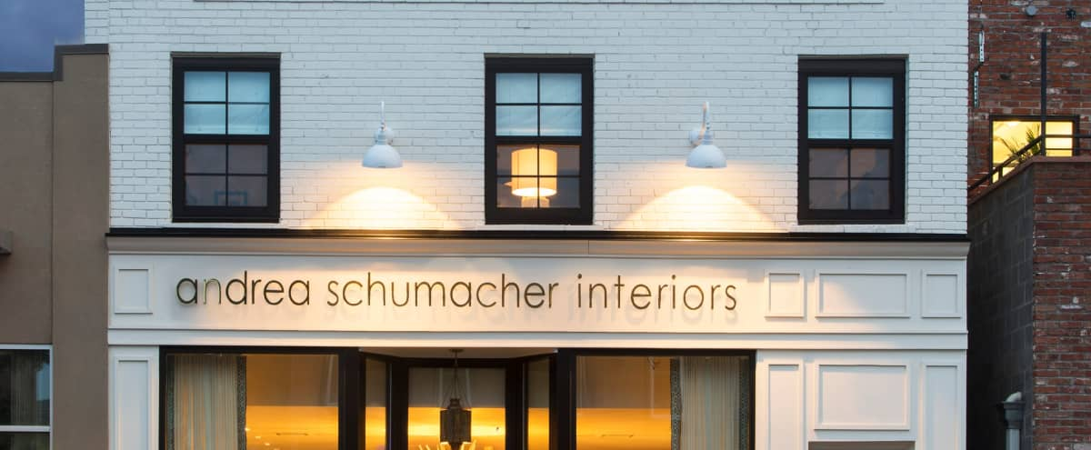 Design Studio with Showroom, 2 Kitchens, 3 Baths and Patio in Denver Hero Image in Central, Denver, CO