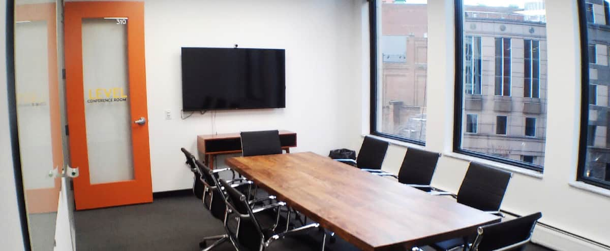 Golden Triangle 3rd Floor Conference Room in Pittsburgh in Pittsburgh Hero Image in Downtown, Pittsburgh, PA