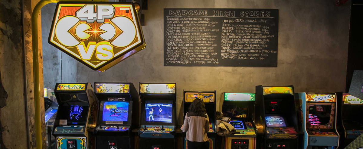 Arcade Bar in the Heart of Chelsea in New York Hero Image in Chelsea, New York, NY