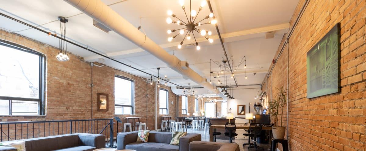 Creative Venue with Exposed Brick & Natural Light in Toronto Hero Image in Niagara, Toronto, ON