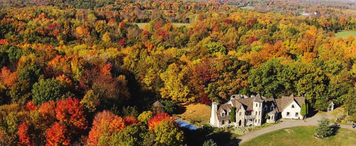 Chateau-Castle one hour from New York City! in Warwick Hero Image in undefined, Warwick, NY