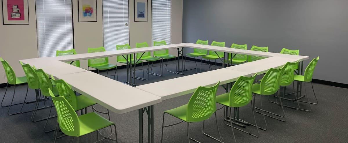 Flexible Classroom / Seminar / Casting Suite Central to Studios in Burbank Hero Image in undefined, Burbank, CA