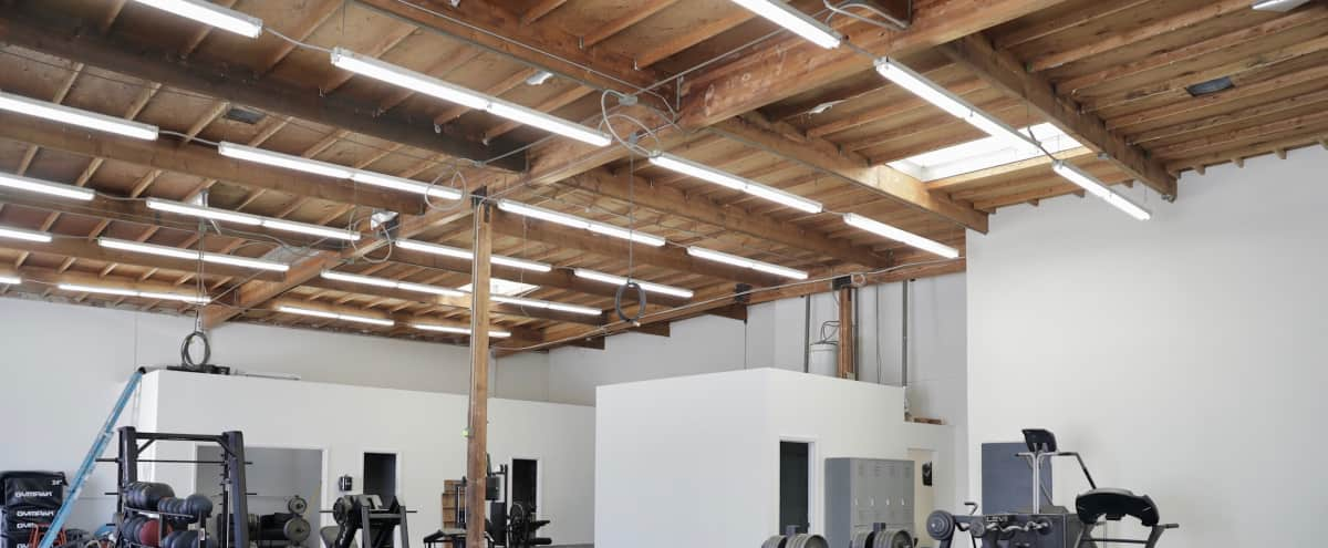 Spacious Private Training Studio with Awesome Natural Lighting in Costa Mesa Hero Image in undefined, Costa Mesa, CA