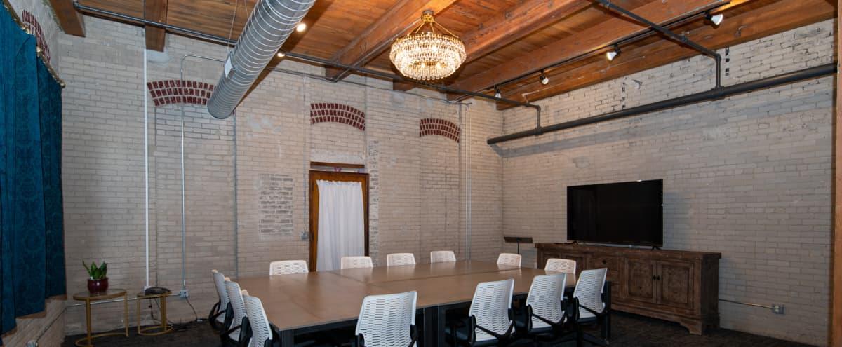Spacious & Industrial Meeting Room in Northeast, Minneapolis in Minneapolis Hero Image in Logan Park, Minneapolis, MN
