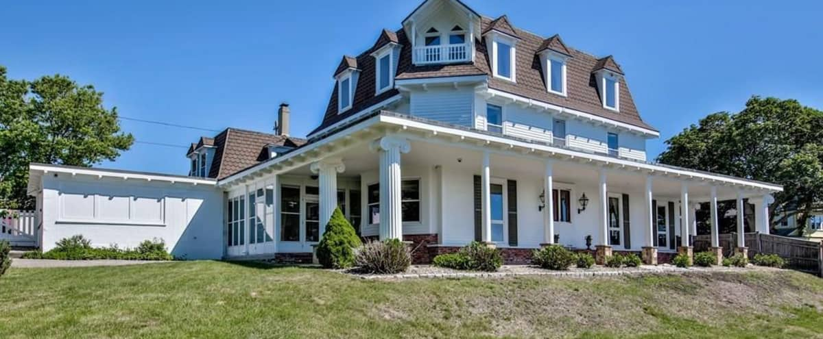 Nahant, Massachusetts.  Twelve miles outside of Boston.  Beautiful Victorian home with water views. in Nahant Hero Image in undefined, Nahant, MA