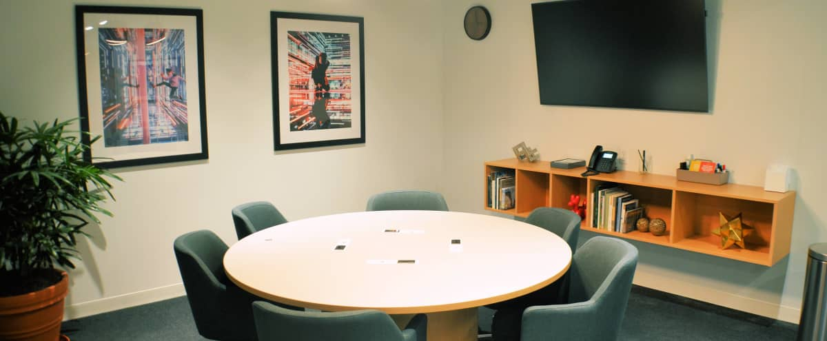 Worry Free Meeting Rooms, No Set Up Required - Trade and Tryon in Charlotte Hero Image in Charlotte center city, Charlotte, NC