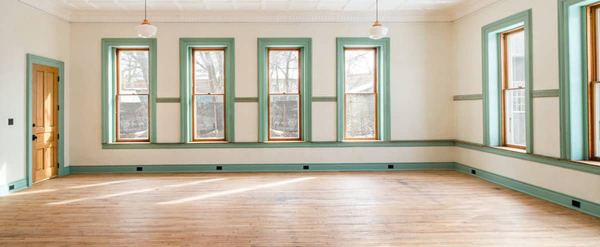 Restored Loft Location in Downtown Hudson, NY with Views of the Hudson River in Hudson Hero Image in undefined, Hudson, NY