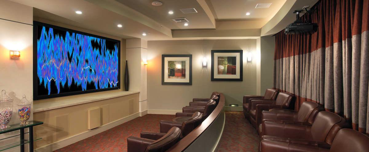 Screening Room in Downtown Seattle in Seattle Hero Image in Downtown, Seattle, WA