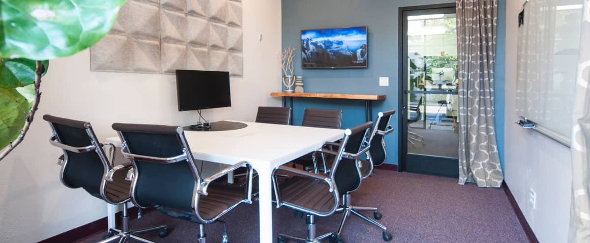 Comfortable Conference Room in Mountain View in Mountain View Hero Image in undefined, Mountain View, CA