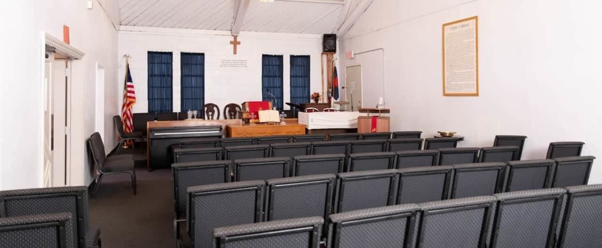 Beautiful Church with Large Outdoor Space in Oakland Hero Image in Brookfield Village, Oakland, CA