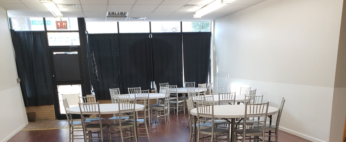 Charming Event Space in the Chicagoland Austin (Northwest) area in Chicago Hero Image in Austin, Chicago, IL
