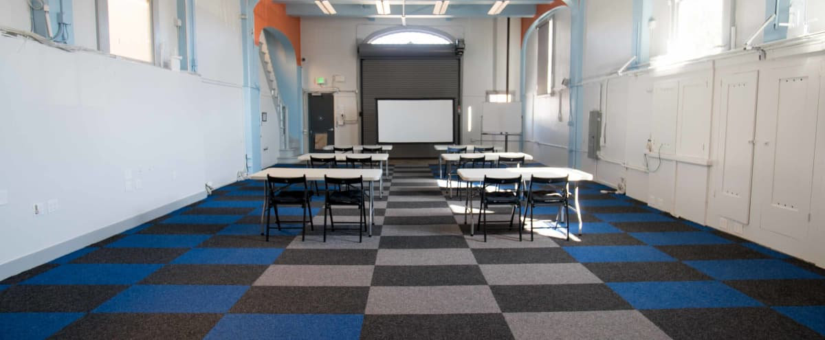 Downtown Historic Firehouse Presentation Space in Oakland Hero Image in Downtown Oakland, Oakland, CA