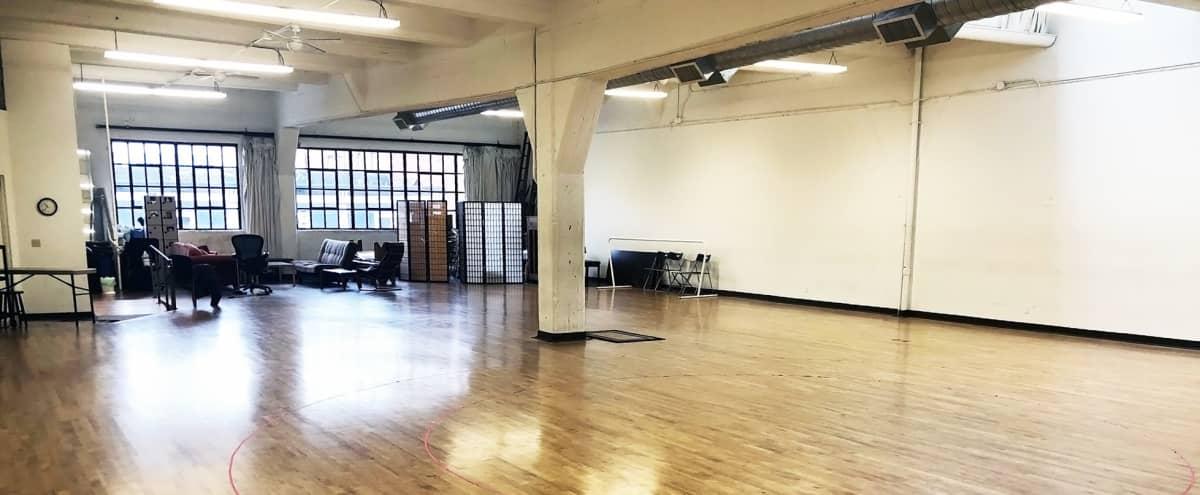Sunny, Spacious SoMa Event Space and Dance Studio in San Francisco Hero Image in SoMa, San Francisco, CA