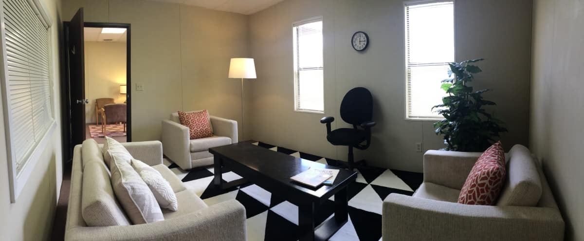 Nonprofit Special! MARINSPACE Furnished Office/Meeting Suite (D) in San Rafael Hero Image in undefined, San Rafael, CA