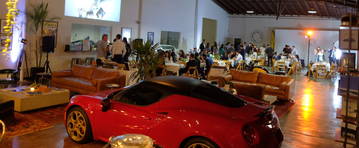 Unique Event Space with 11k Sq ft of Cars + Bar & Lounge   Westside Car Club Warehouse in Marina del Rey Hero Image in undefined, Marina del Rey, CA