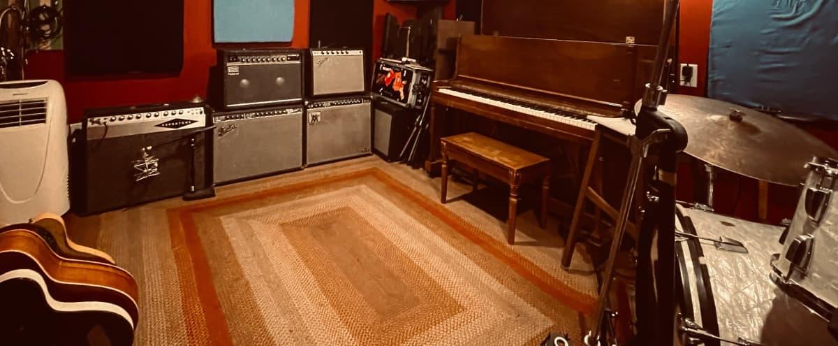 Stand Alone Recording Studio with Native Garden in Burbank Hero Image in undefined, Burbank, CA
