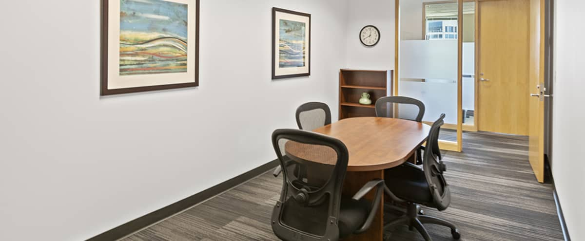 Small private meeting room in Seattle Hero Image in Belltown, Seattle, WA