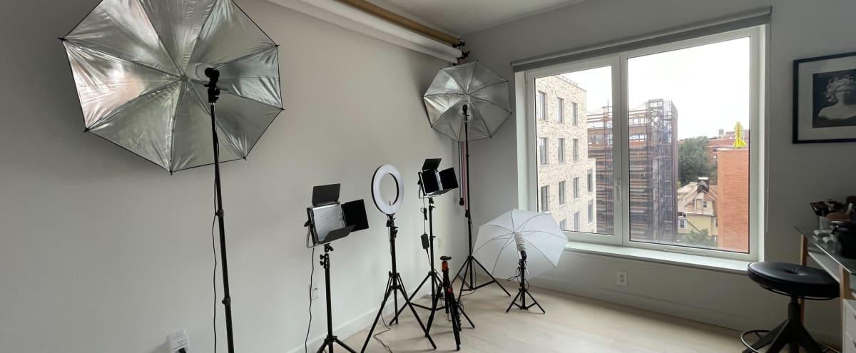 Luxury, Urban Modern-designed 3 Bedroom with Private Terrace & Manhattan Skyline Views in Brooklyn Hero Image in Prospect Lefferts Gardens, Brooklyn, NY