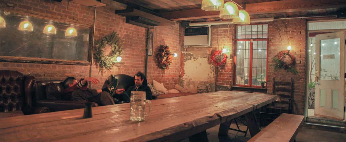 Downtown Craft Beer Bar With Rustic Charm and a Communal Vibe in New York Hero Image in Alphabet City, New York, NY