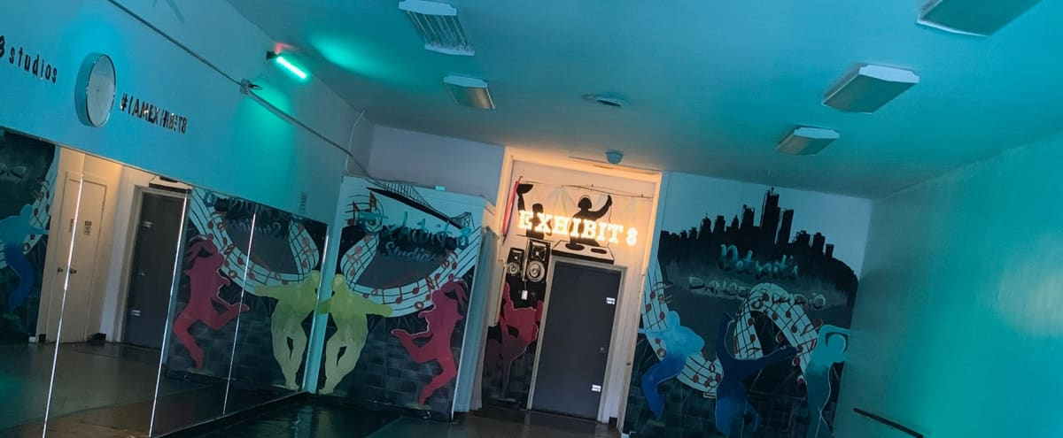 Detroit Dance Studio - Open Layout - Speakers in Detroit Hero Image in undefined, Detroit, MI