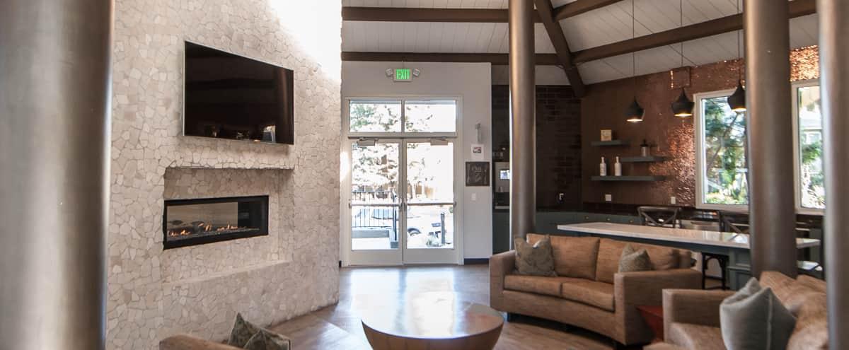 Spacious Cafe style event room in Costa Mesa Hero Image in Mesa Verde, Costa Mesa, CA