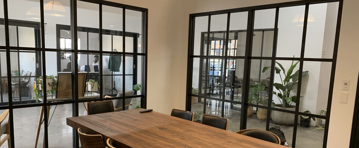 Private Meeting Room in Beautiful Facility in Houston Hero Image in East Downtown, Houston, TX
